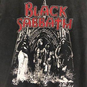 RARE Distressed Grey BLACK SABBATH classic tee 🖤